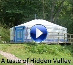Wye Valley Caping and glamping holidays