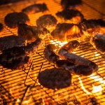 BBQ glamping Wales