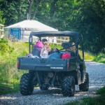 Fun for the whole family glamping Wales