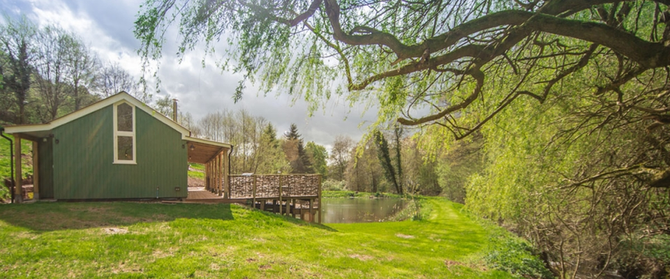 The Lake House holiday home Wye Valley