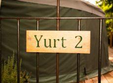 Yurt 2 Glamping Site Yurts