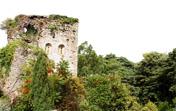Usk Castle Wye Valley
